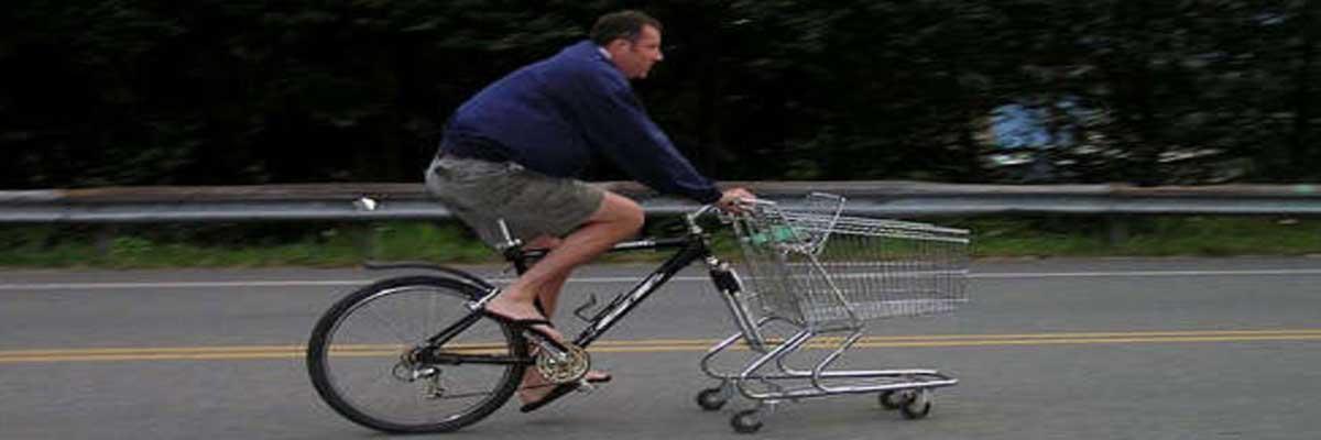 Bike-Shopping Cart