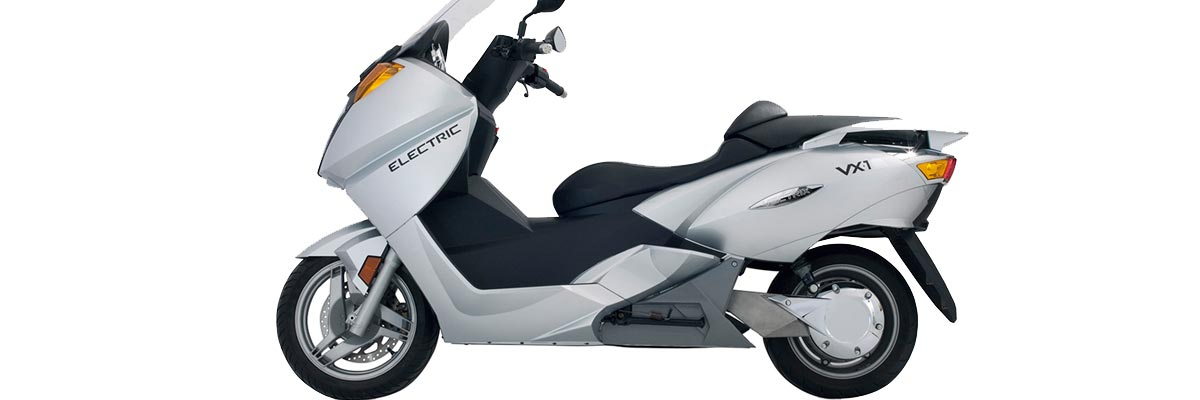 Vectrix Electric Bike