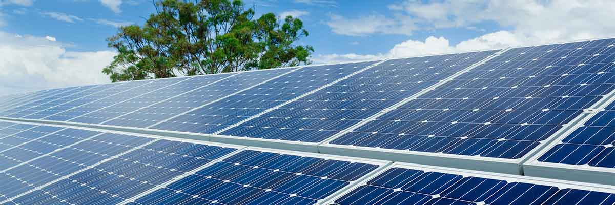 Rooftops for Solar Power