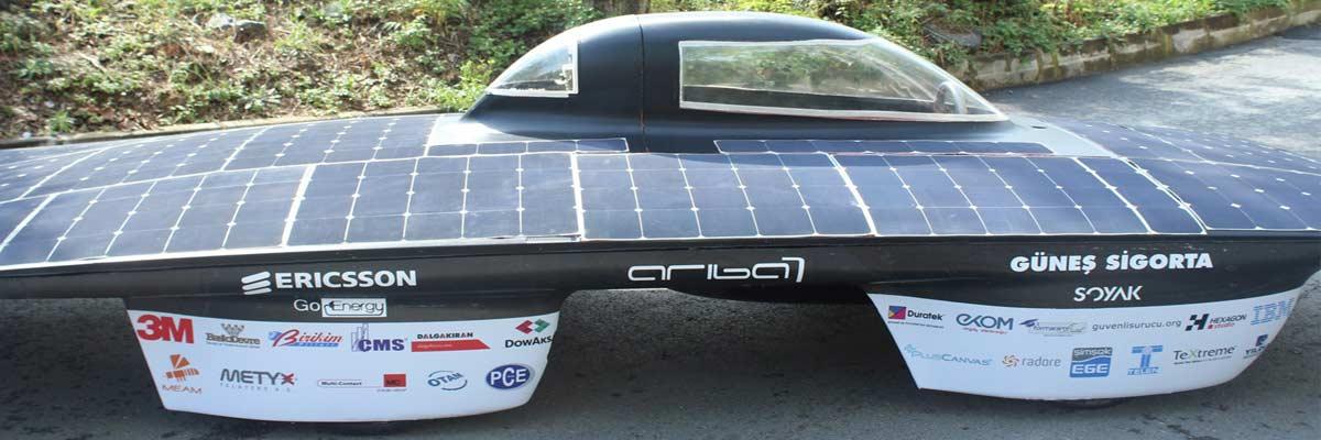 Formula One Solar Car