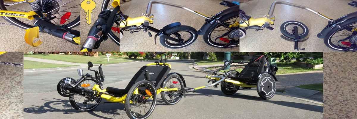 Trike Harnesses