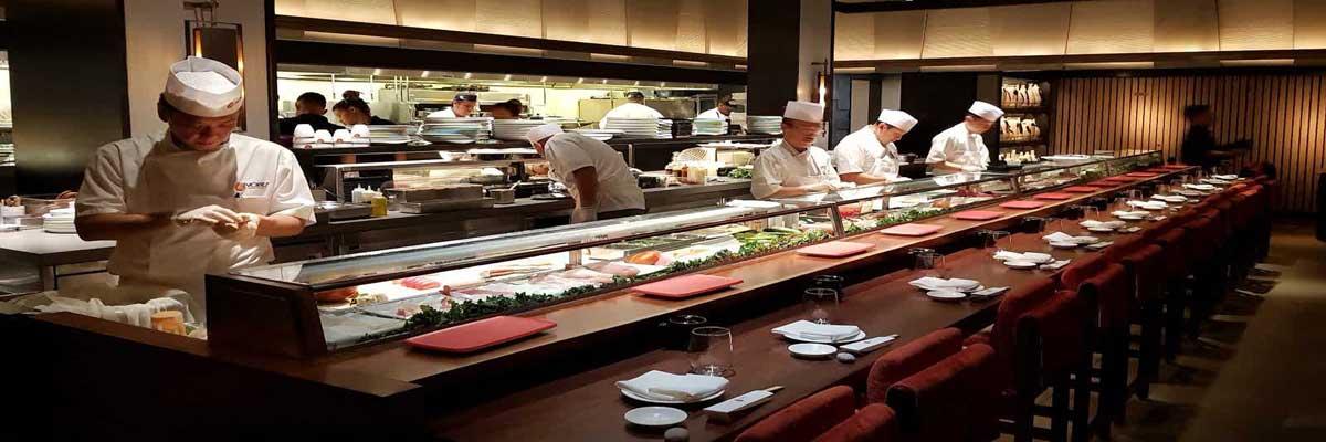Nobu Sushi Restaurants