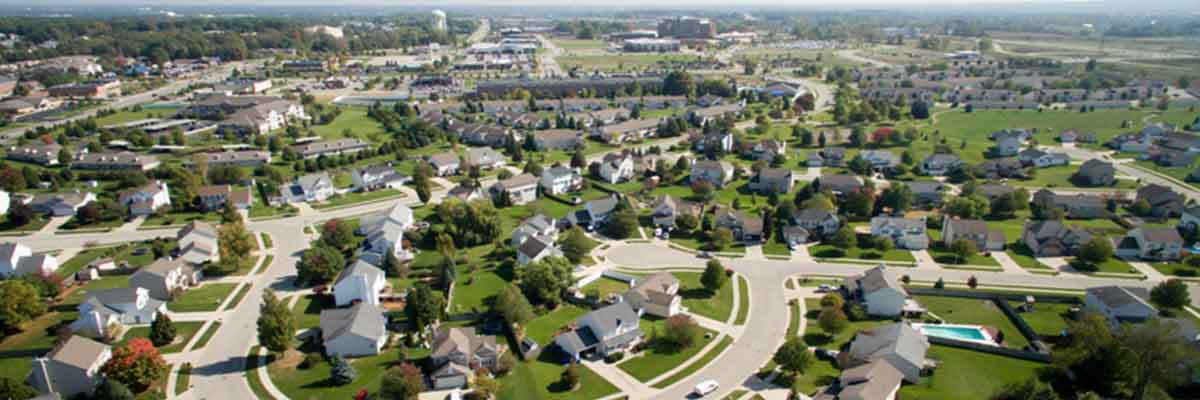 Sustainable Suburbs