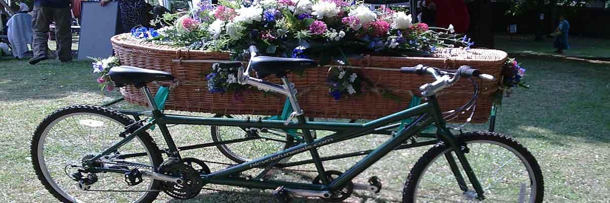 Bike Hearse