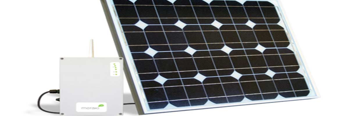 Meraki Solar Powered Repeaters