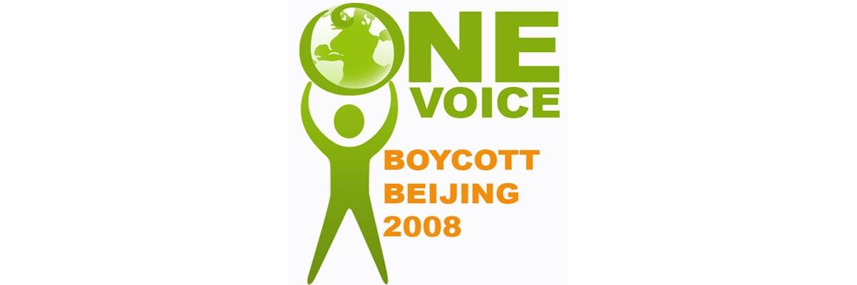 Boycott The 2008 Beijing Olympics