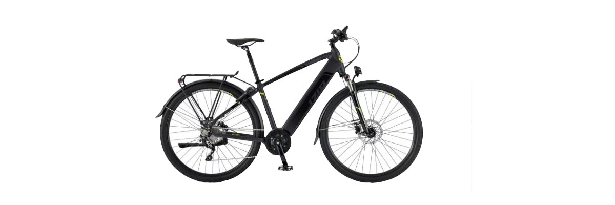 IZIP Trekking Enlightened Electric Bike