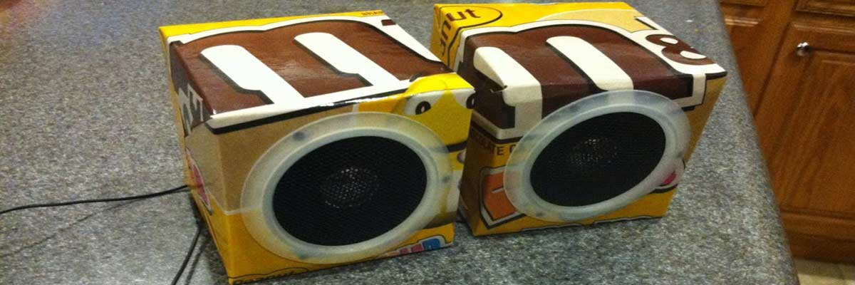 Terracycle Eco Speakers