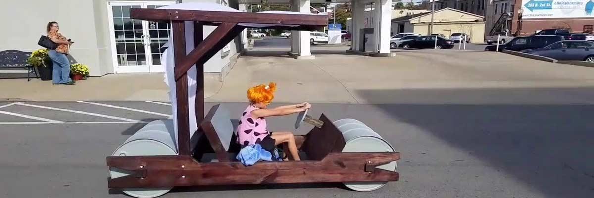 The Human Car