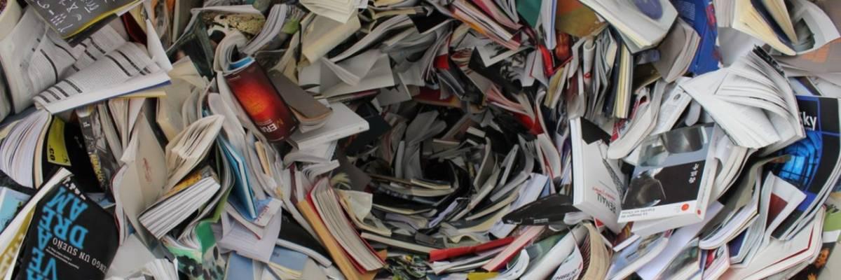 Reduce Paper Usage
